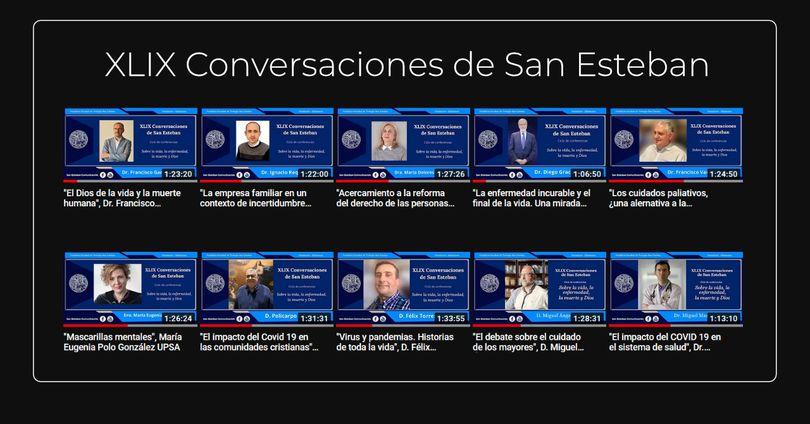 49 conversaciones san esteban