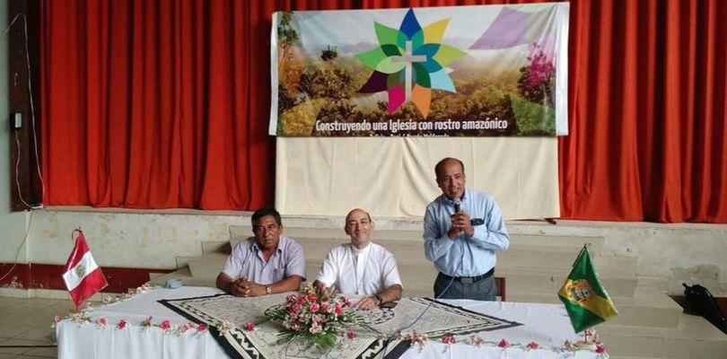 Anuncio del Monseñor David Martínez De Aguirre