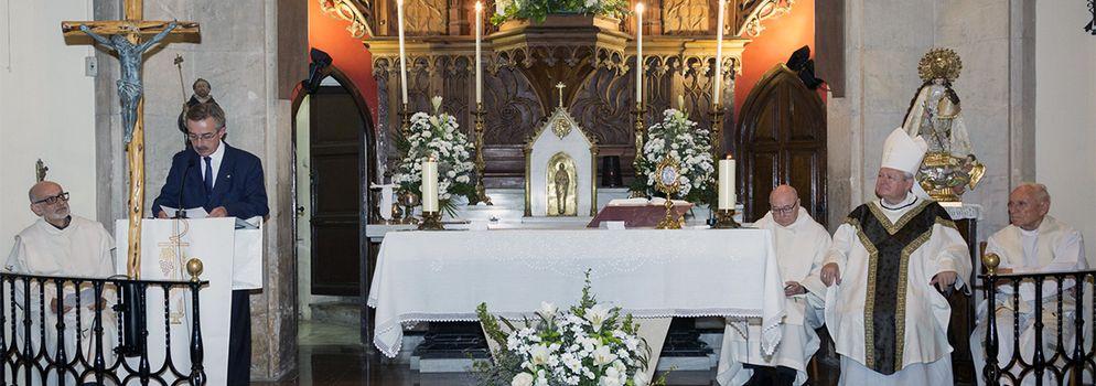 apertura puerta santa pouet misa