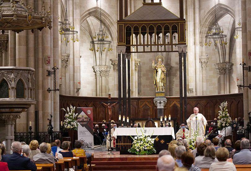 basilica san vicente ferrer centenario 3