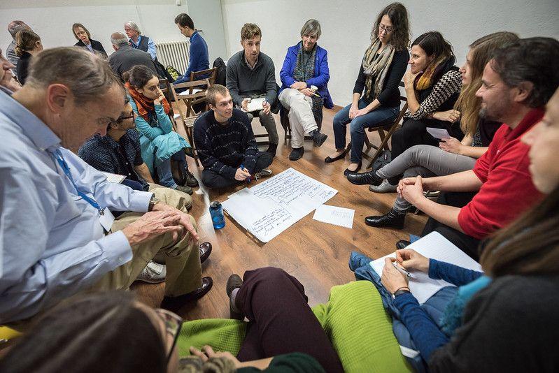Diálogo interreligioso fotot Albin Hilert