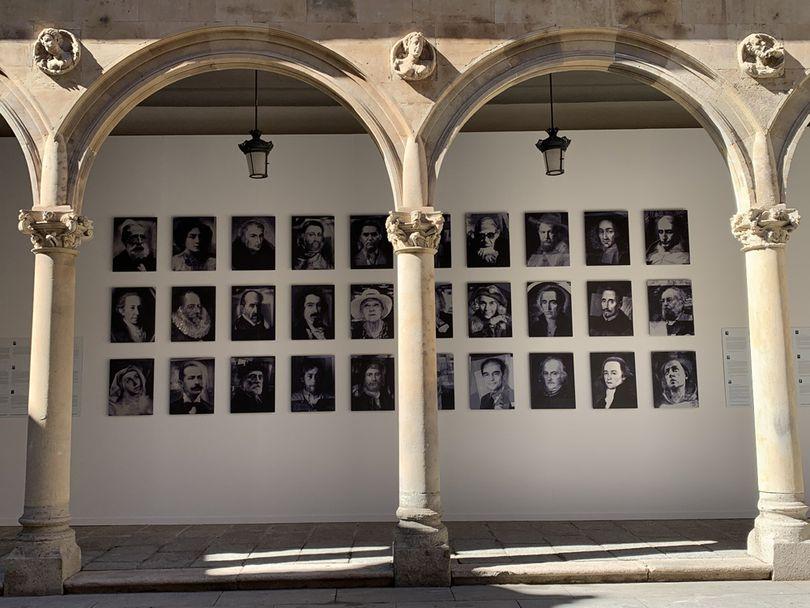 Exposición 'Poéticas de Salamanca'