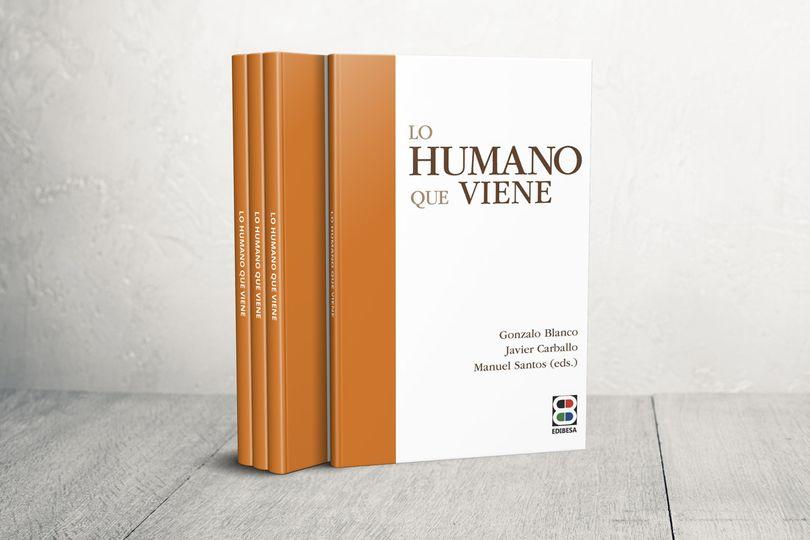 lo humano que viene libro