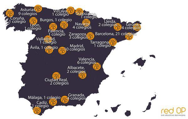 mapa red op