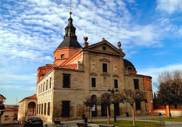 Monasterio de la Inmaculada Concepción de Loeches