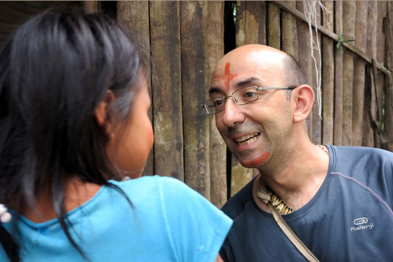 mons david misionero urubamba