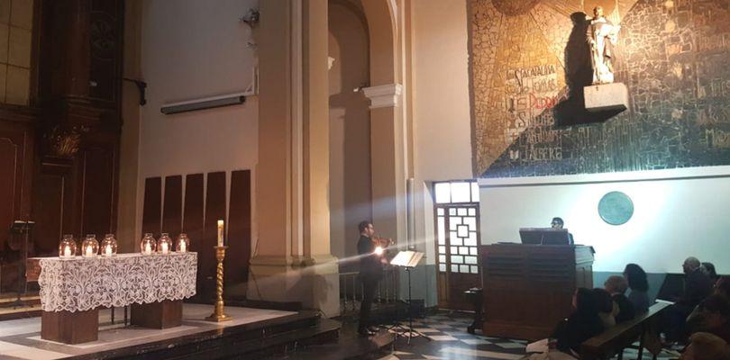 musica y misterios rosario