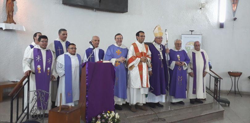 ordenacion diaconal Pedro Francisco Morel