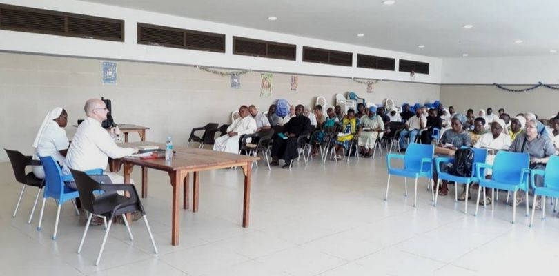 Retiro Cuaresma en Malabo