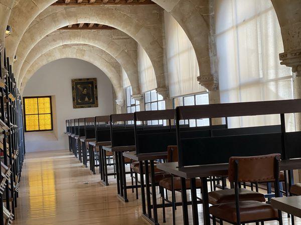 sala estudio biblioteca salamanca