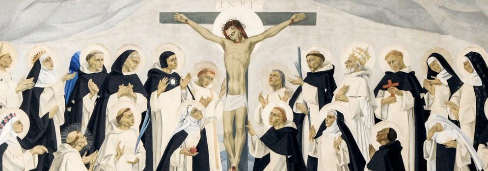 Santos y santas - dominicos