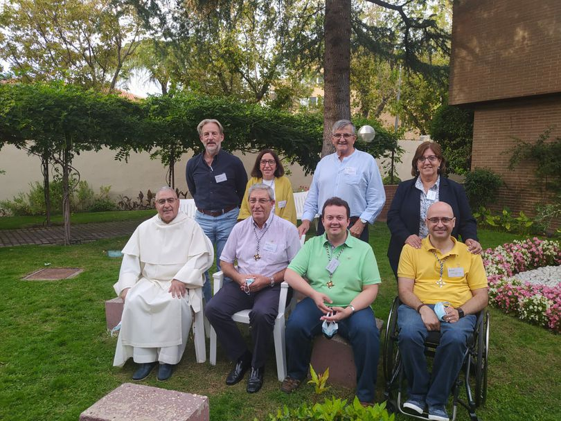 segunda asamble fraternidades laicales nuevo consejo