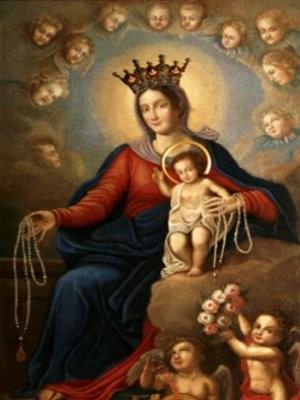 Virgen del Rosario, advocación transversal - Nihil Obstat