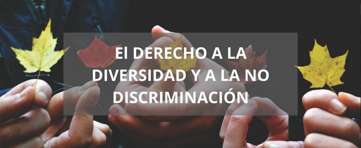 El derecho a la diversidad y a la no discriminación